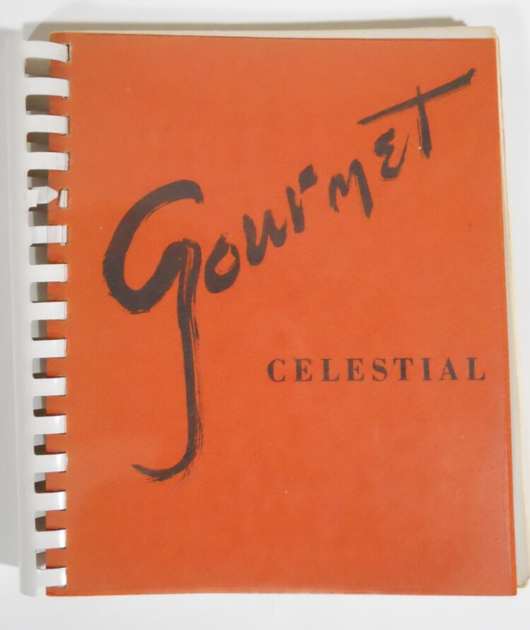 Gourmet Celestial Chinese Cookbook – AAPI Heritage Month